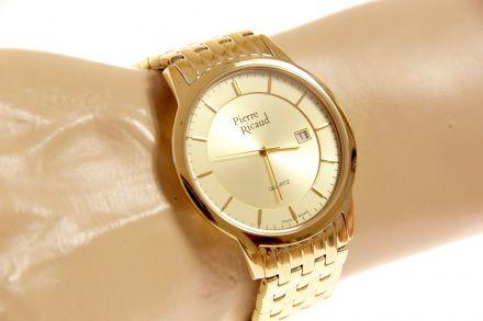Pierre Ricaud P91059.1111Q Zegarek - Niemiecka Jakość