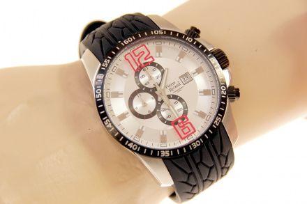 Pierre Ricaud P97012.Y253CHR Zegarek - Niemiecka Jakość