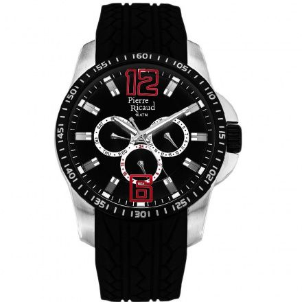 Pierre Ricaud P97013.Y214QFR Zegarek - Niemiecka Jakość