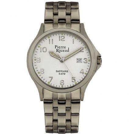Pierre Ricaud P97300.5112Q Zegarek - Niemiecka Jakość