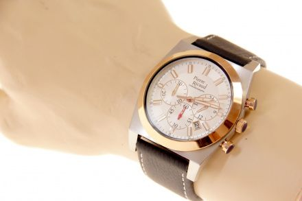 Pierre Ricaud P97021.R213CH Zegarek - Niemiecka Jakość