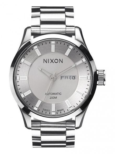 Zegarek Nixon Automatic Ii Black - Nixon A2091000