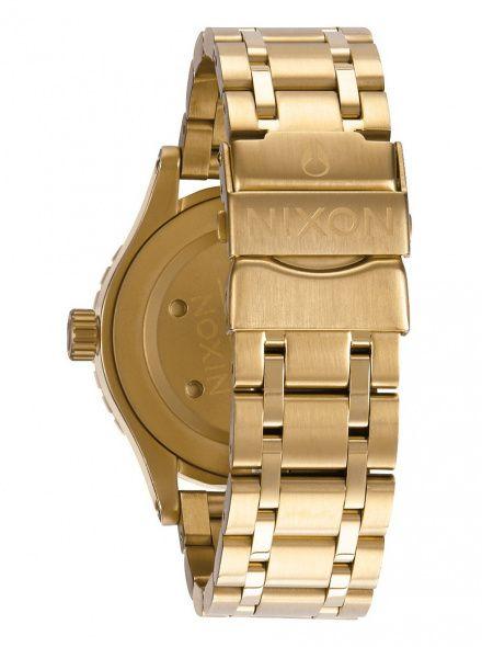 Zegarek Nixon 38-20 All Gold Black Sunray - Nixon A4102042