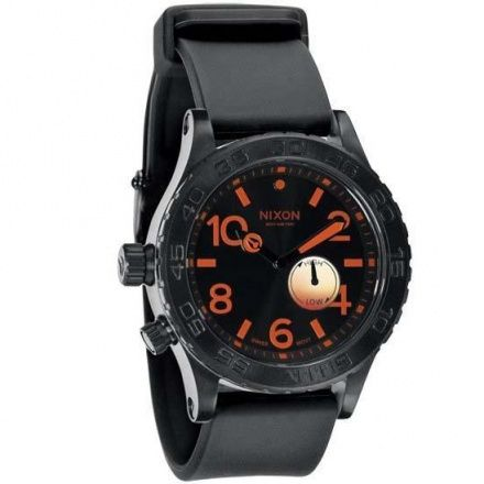 Zegarek Nixon 42-20 Pu All Black Sunrise - Nixon A0361578