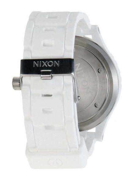 Zegarek Nixon Rubber 51-30 White - Nixon A2361100