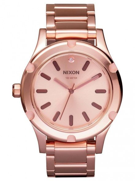 Zegarek Nixon Camden All Rose Gold - Nixon A3431897