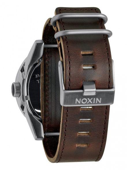 Zegarek Nixon Corporal Silver Brown - Nixon A2431113