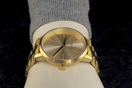 Zegarek Nixon Kensington All Gold - Nixon A0991502