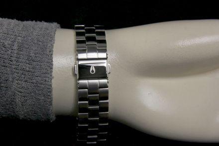 Zegarek Nixon Kensington Gold Silver Silver - Nixon A0992062