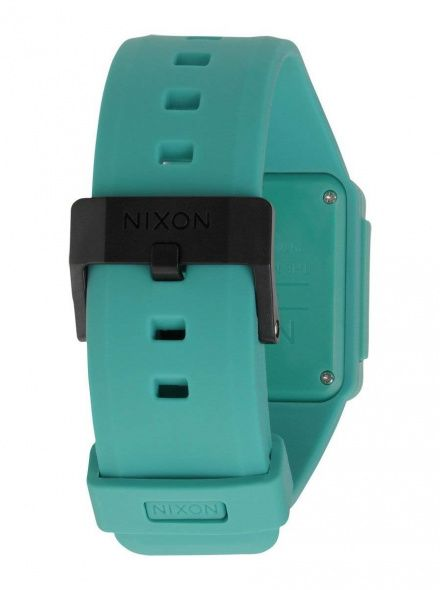 Zegarek Nixon Newton Digital Black Teal - Nixon A1372060