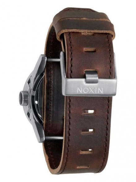 Zegarek Nixon Private Silver Brown - Nixon A0491113