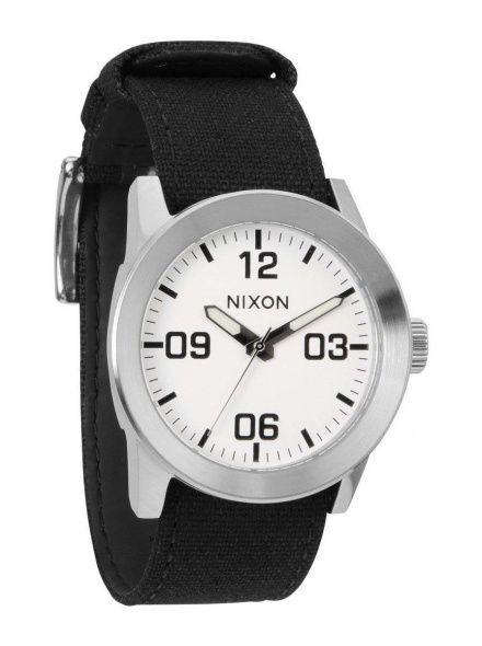 Zegarek Nixon Private White - Nixon A0491100