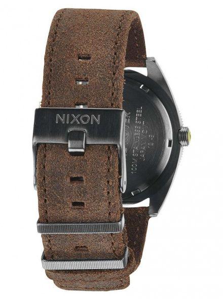 Zegarek Nixon Rover Gunmetal Brown - Nixon A3552388