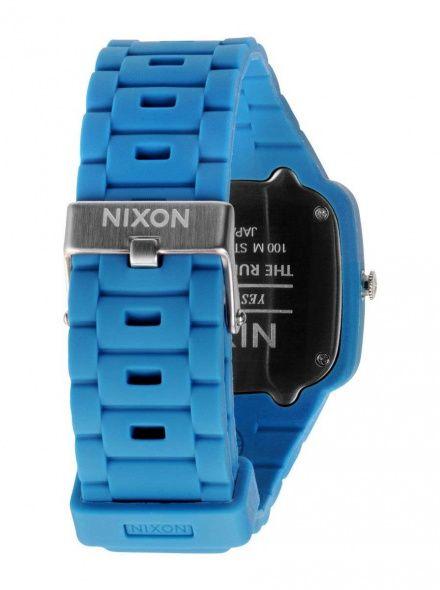 Zegarek Nixon Rubber Player Blue X - Nixon A1391649