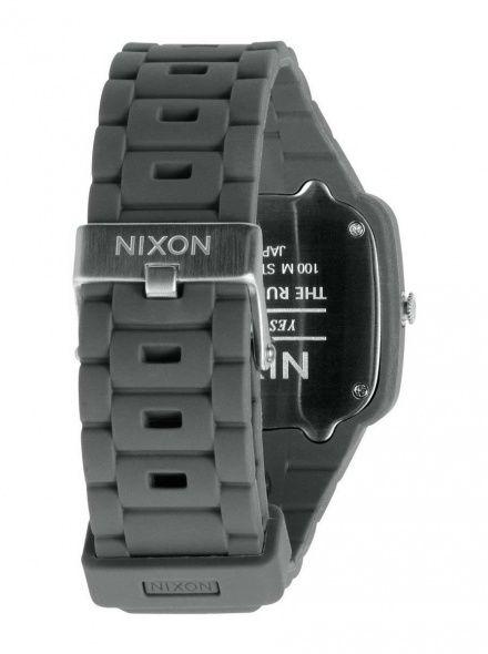 Zegarek Nixon Rubber Player Drab - Nixon A1391638