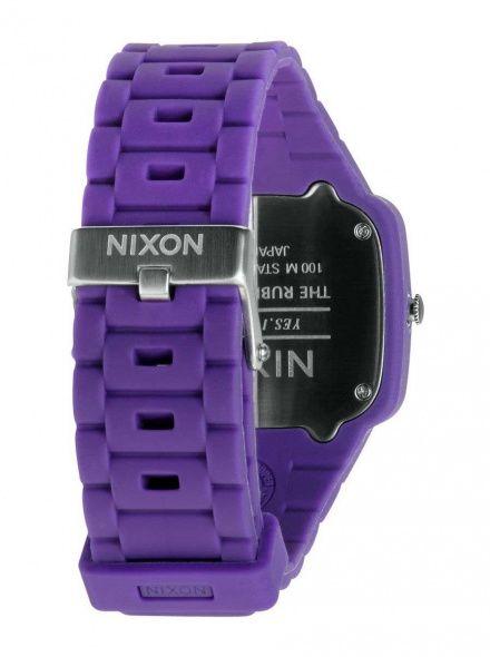 Zegarek Nixon Rubber Player Purple - Nixon A1391230