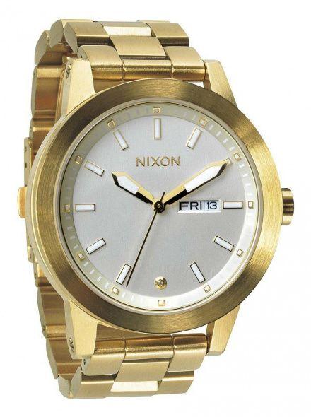 Zegarek Nixon Spur All Gold - Nixon A2631502