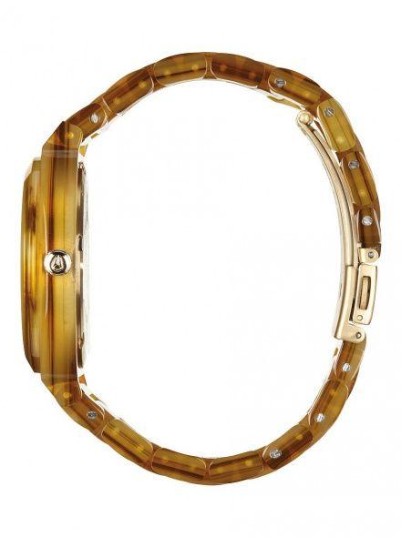 Zegarek Nixon Time Teller Acetate Champagne Gold Amber Nixon A3271423