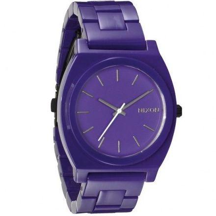 Zegarek Nixon Time Teller Acetate Purple - Nixon A3271230