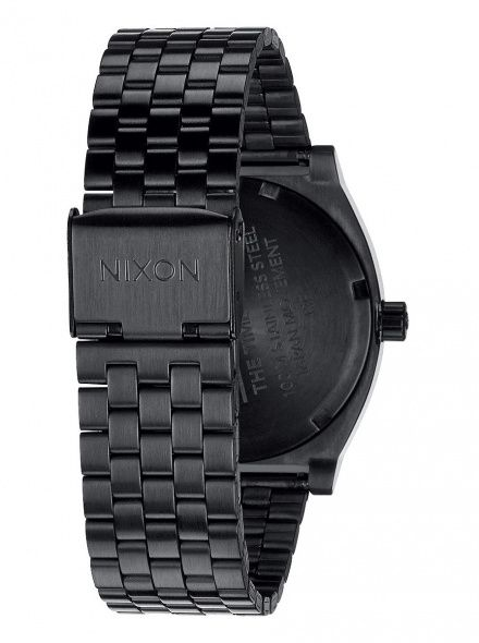 Zegarek Nixon Time Teller All Black - Nixon A0451001