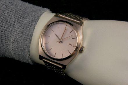 Zegarek Nixon Time Teller All Rose Gold - Nixon A0451897