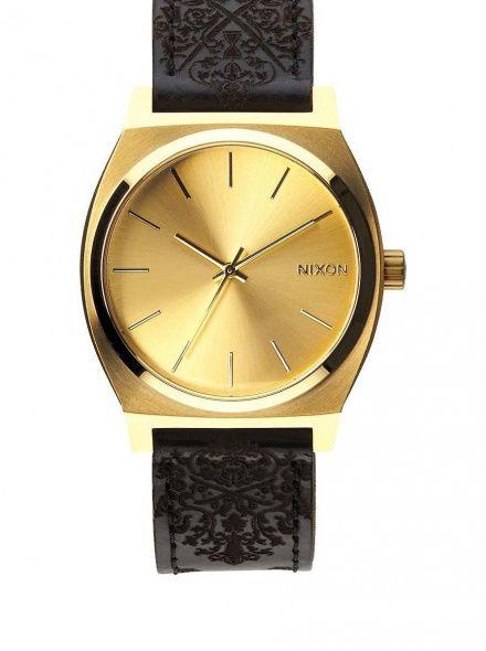 Zegarek Nixon Time Teller Gold Ornate - Nixon A0451882