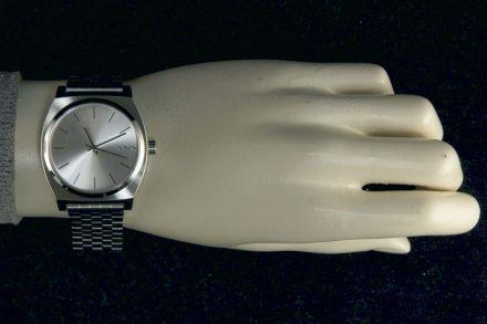 Zegarek Nixon Time Teller All Silver - Nixon A0451920