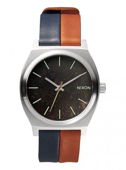Zegarek Nixon Time Teller Dark Copper Navy Saddle Nixon A0451957