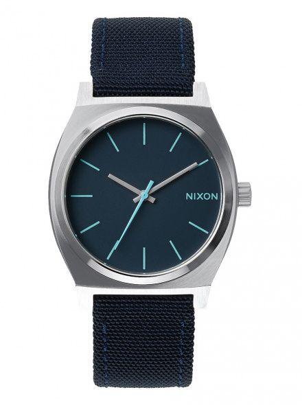 Zegarek Nixon Time Teller Navy Paisley Dot - Nixon A0451985