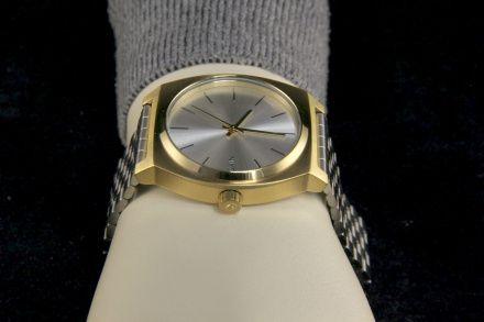 Zegarek Nixon Time Teller Gold Silver Silver - Nixon A0452062