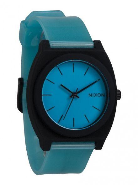 Zegarek Nixon Time Teller P Glo Blue - Nixon A1191109