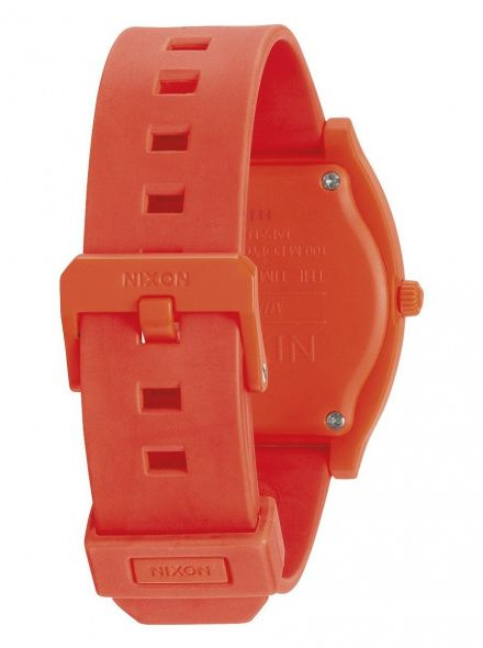 Zegarek Nixon Time Teller P Orange - Nixon A1191211