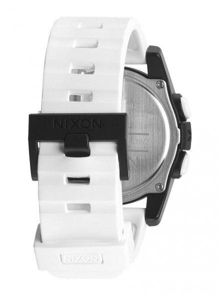 Zegarek Nixon Unit White Black - Nixon A1971127