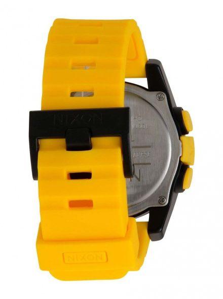 Zegarek Nixon Unit Yellow Black - Nixon A1971887