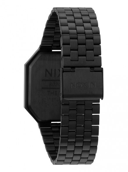 Zegarek Nixon Re-Run All Black - Nixon A1581001