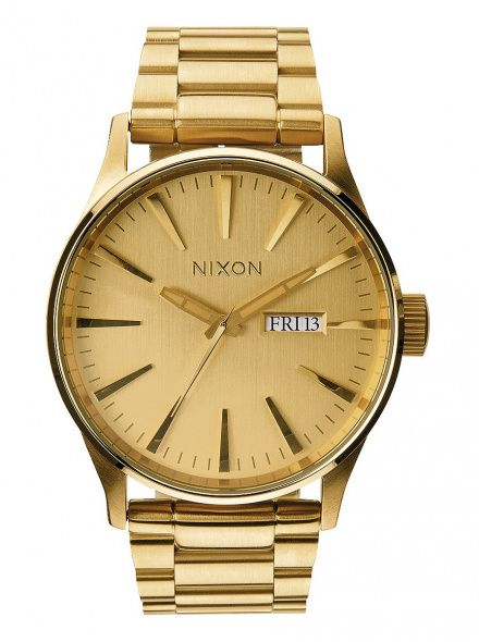Zegarek Nixon Sentry Ss All Gold - Nixon A3561502