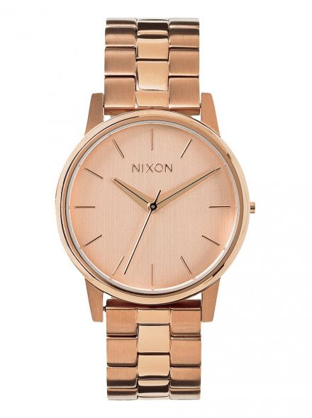 Zegarek Nixon Small Kensington All Rose Gold - Nixon A3611897