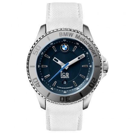 Zegarek Ice-Watch 001112 BM.WDB.U.L.14 BMW Motorsport White Unisex