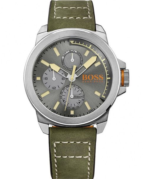f602ee8413fb9 Hugo Boss 1513318 - Zegarek Męski Hugo Boss Orange New York - Dobra ...