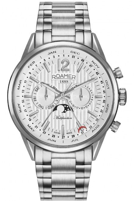Roamer 508822 41 14 50 Zegarek Roamer Superior Business Multifunction