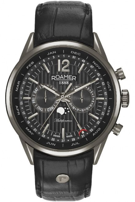 Roamer 508822 43 54 05 Zegarek Roamer Superior Business Multifunction