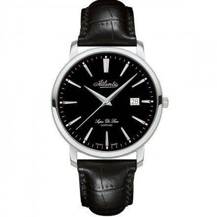 Zegarek Męski Atlantic Super De Luxe 64351.41.61