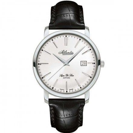 Zegarek Męski Atlantic Super De Luxe 64351.41.21