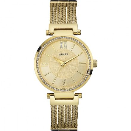 Zegarek Damski Guess W0638L2 Ladies Dress Soho