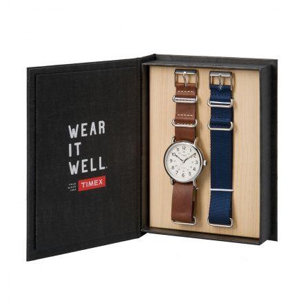 TWG012500- Zegarek Męski Timex Weekender TWG012500