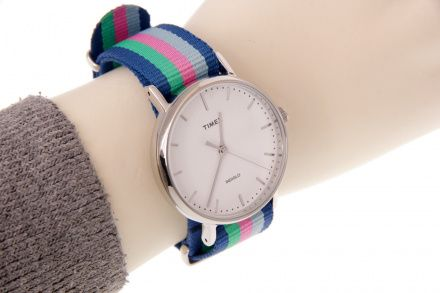 TW2P91700 Zegarek Damski Timex Weekender Fairfield TW2P91700