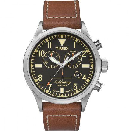 TW2P84300 Zegarek Męski Timex Waterbury Chronograph TW2P84300