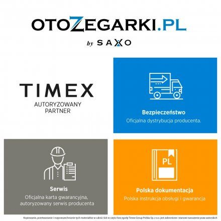 TW2P83400 Zegarek Męski Timex Timex Originals University TW2P83400