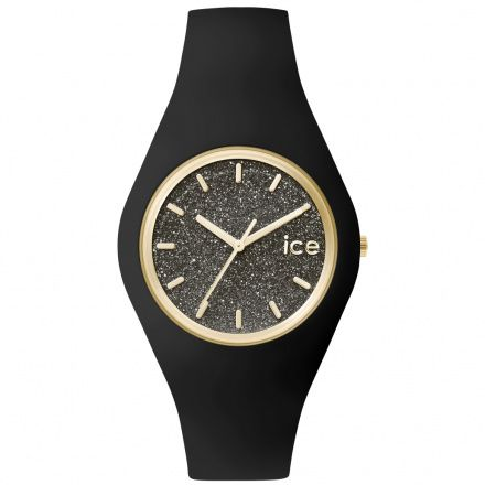 Zegarek Ice-Watch 001349 Ice.GT.BBK.S.S.15 Ice Glitter - Small