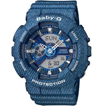 Zegarek Casio BA-110DC-2A2ER Baby-G BA-110DC -2A2ER